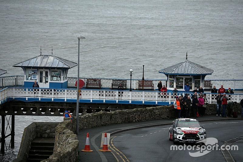 FIA заблокировала смелые идеи организаторов британского этапа WRC
