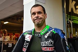 Straßenrennen News Handgelenk gebrochen: Horst Saiger sagt TT-Start ab
