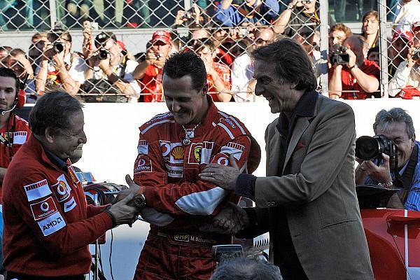 Формула 1 Новость Ди Монтедземоло уличил Маркионне в зависти к своим успехам