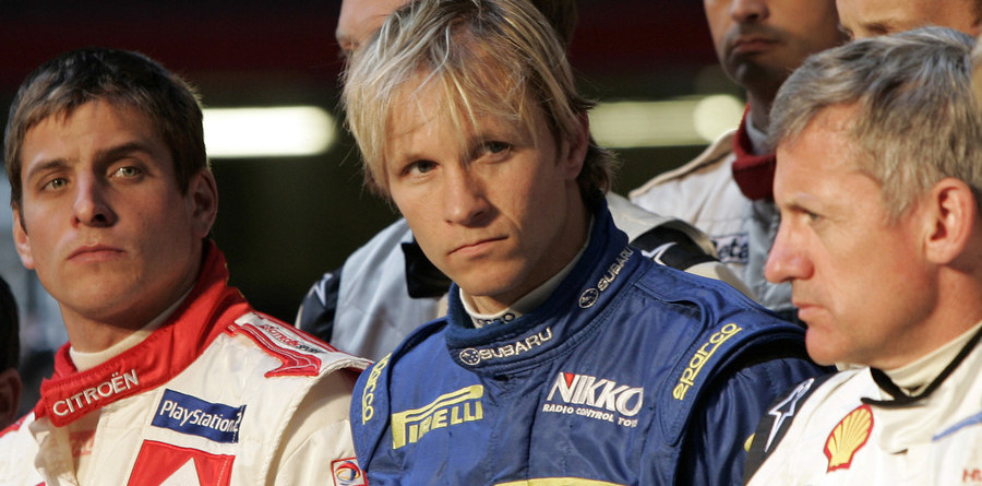Solberg handed Welsh rally win amid tragedy