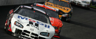 NASCAR Cup Newman wins wild one at Loudon
