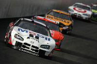 Newman wins wild one at Loudon