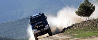 Dakar DAFs disqualified before Dakar start