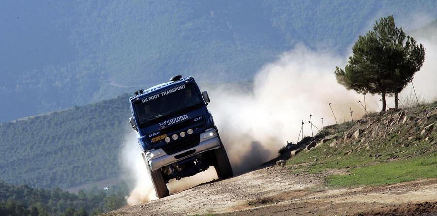 DAFs disqualified before Dakar start
