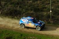 Sainz takes second stage win at Dakar
