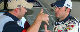 NASCAR Cup Knaus forced to sit out rest of Daytona races