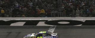 NASCAR Cup Johnson earns his first Daytona 500 win