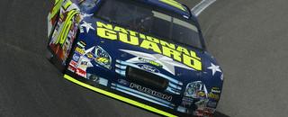 NASCAR Cup Biffle earns Las Vegas pole