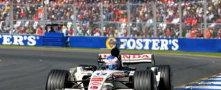 Formula 1 Button snatches pole position for Australian GP