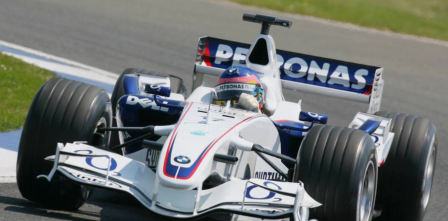 Villeneuve fastest at Monza test