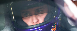 NASCAR Cup Hamlin crowned rookie of the year
