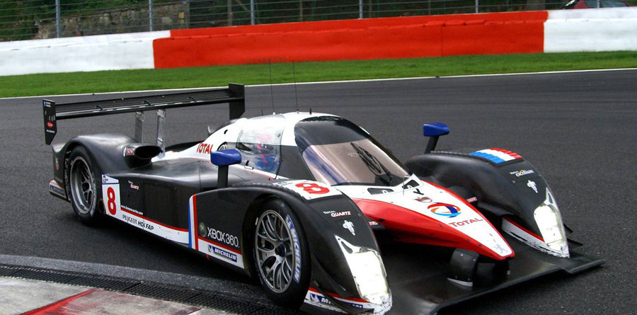 Sarrazin, Lamy take Spa win for Peugeot