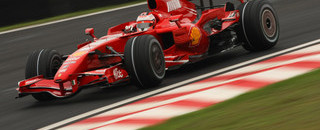 Formula 1 Raikkonen triumphs with Brazilian GP win and title