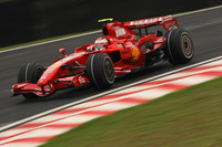 Raikkonen triumphs with Brazilian GP win and title