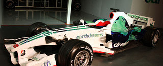 Formula 1 'Earth Dreams' sets the tone for Honda's new car
