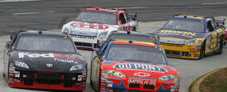 NASCAR Cup Hamlin wins home race in Martinsville