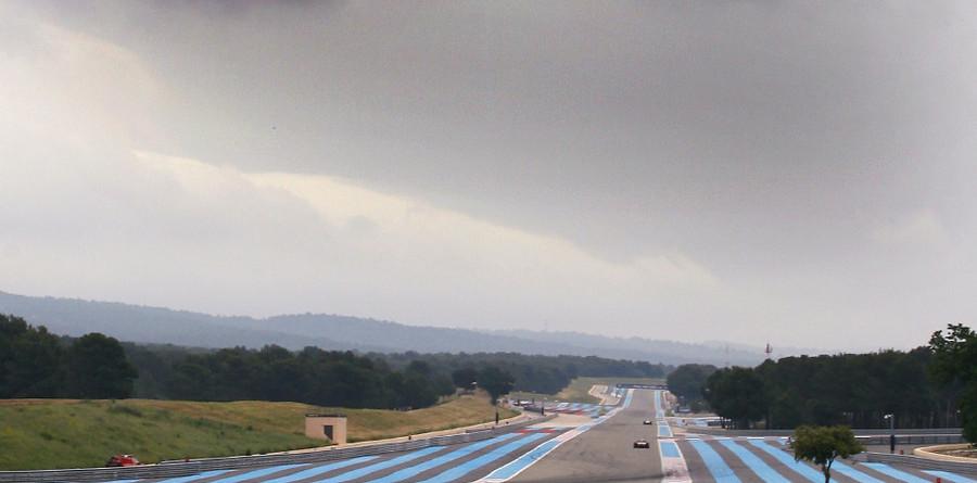 Trulli tops rain-hit test at Paul Ricard