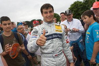 Spengler masters Norisring qualifying