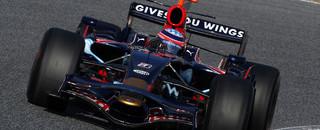 Formula 1 Not winter, not '09 but F1 testing has begun