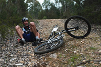 Webber hurt in 'extreme race' bicycling accident