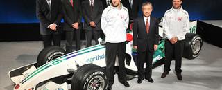 Formula 1 Honda calls Formula One quits