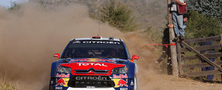 WRC Sordo shows how it's done on Argentine leg one