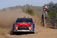 Sordo shows how it's done on Argentine leg one