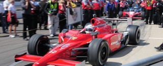 IndyCar Doornbos heads the list of pre Bump Day qualifiers