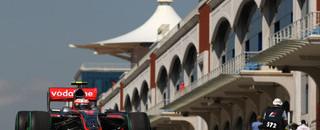 Formula 1 Kovalainen tops Turkey practice