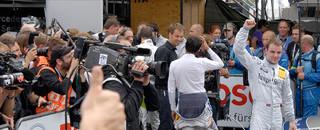 DTM Green repeats at Norisring for Mercedes