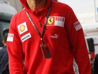 Massa mending well, doctors say