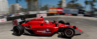 IndyCar Doornbos swaps teams, Servia returns at Mid-Ohio