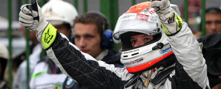 Formula 1 Button kept his cool to steal the show in Brazil
