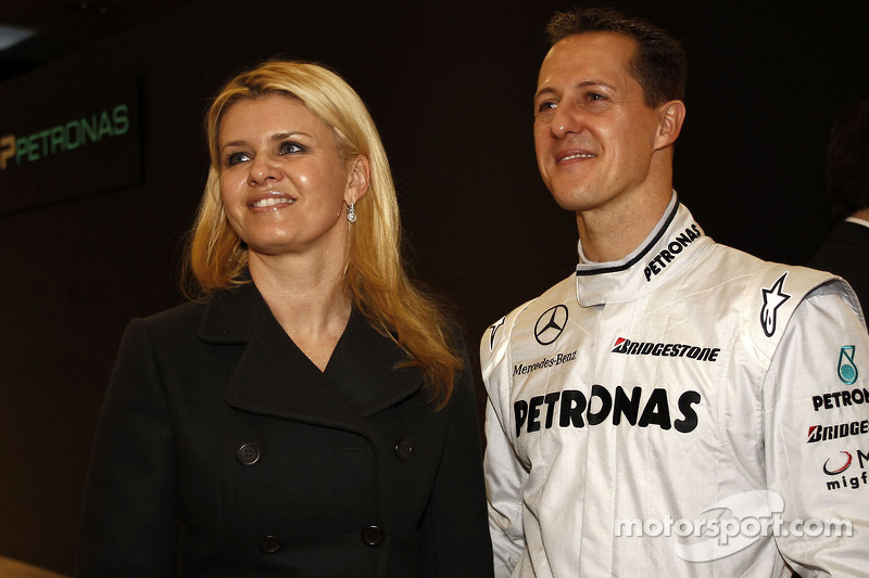 Schumacher insists Mercedes talks began after 2009 season