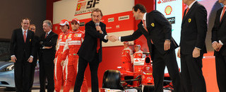 General Formula One: On and off track - week 5