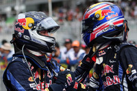 No rain and no surprises during the Malaysian GP