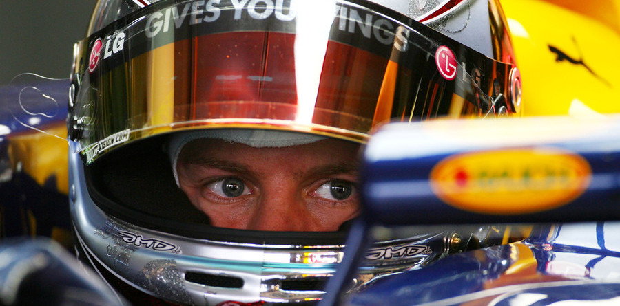 Vettel gets homeland pole by a smidgen in Germany