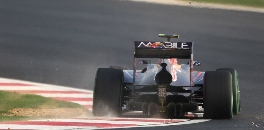 Webber fastest on first day on new Korean track