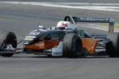 Dzisiaj testuje Kubica