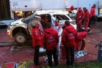 Kubica testował DS3 WRC