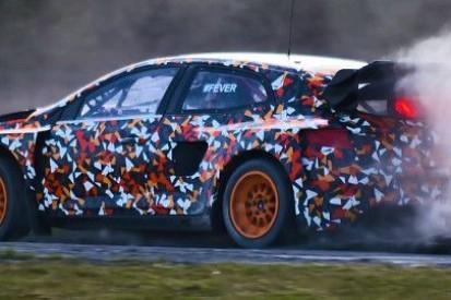 Megane RS RX już w akcji