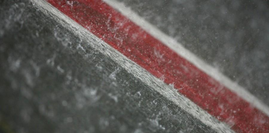 Mixed feelings about Ecclestone's rain button