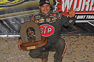 World of Outlaws Las Vegas report, results 2011-03-04