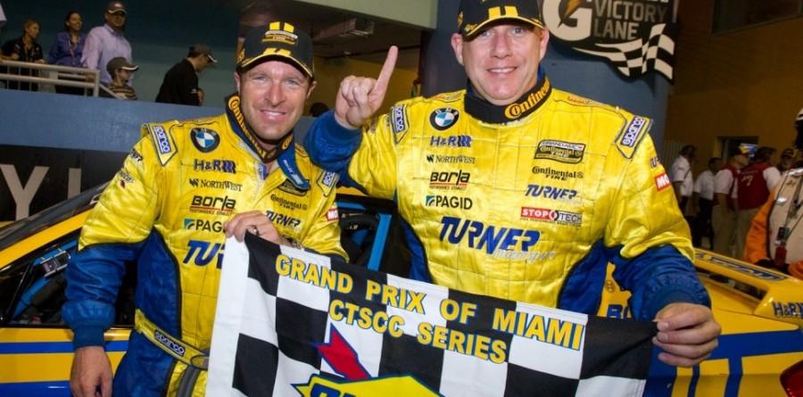 Turner Motorsport race report