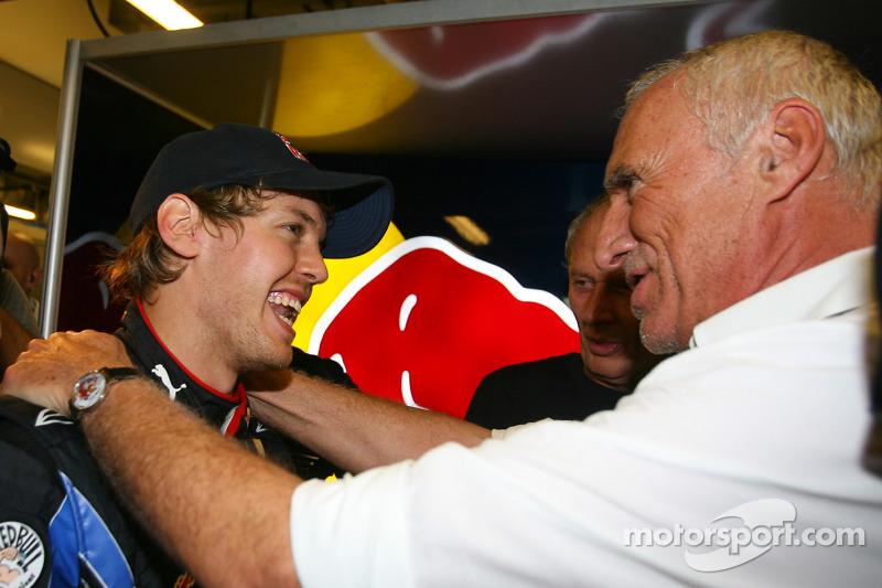 No 'fear' of losing Vettel - Mateschitz