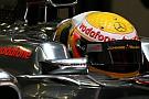 McLaren Barcelona test report 2011-03-12