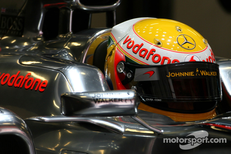 McLaren Barcelona test report 2011-03-12