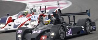 European Le Mans Le Mans Series Paul Ricard test report 2011-03-11