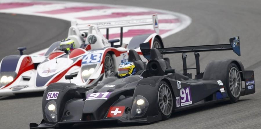 Le Mans Series Paul Ricard test report 2011-03-11