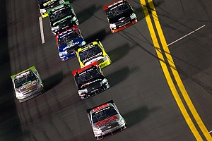 NASCAR Truck Johnny Sauter race report